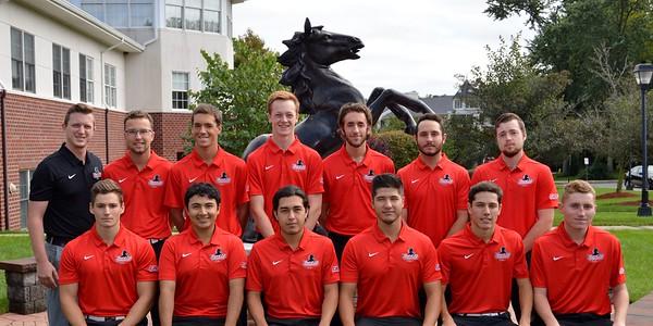 2018-2019 Men's Golf
