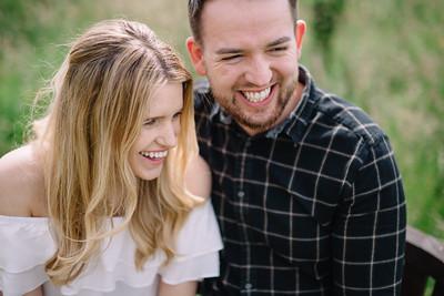 Ed & Amy Engagement shoot