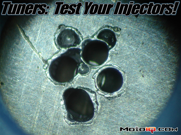 Tuners: Test Your Injectors!