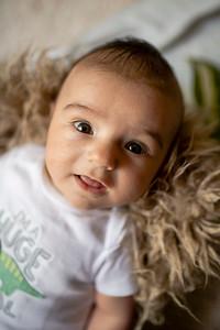 Mason! | Fond du Lac Infant Photography