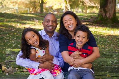 The Zhou-Dixon Family 2016