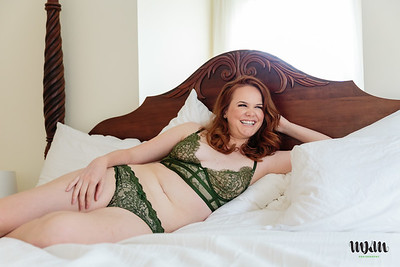 Ashley | Durham Boudoir Photography