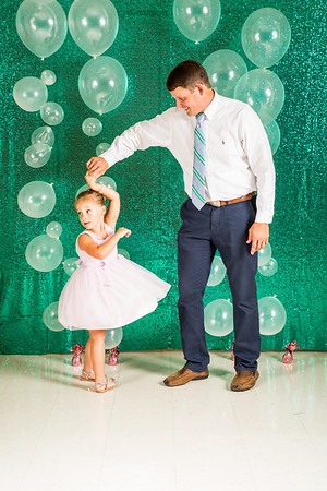 2018 Father / Daughter Dance, Park West Church