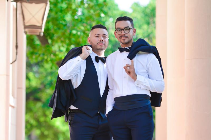 Craig and Jorge 2019