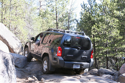 Battle Born Cruisers, Deer Valley Trail Run, Nov 07