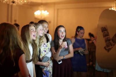 kids & adults reception