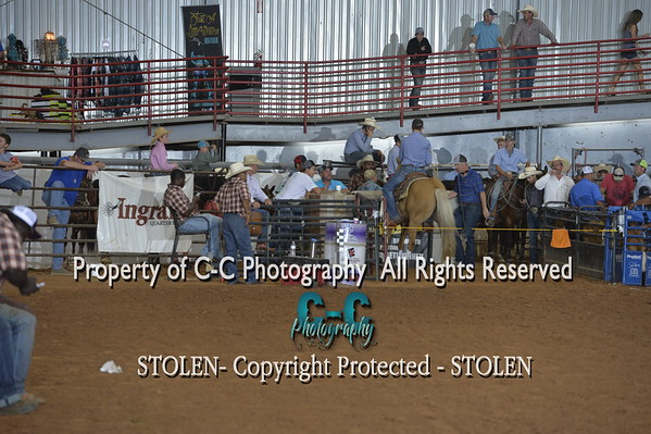 Rd 3 Beaver Labor Day Roping 2018 9-1-3-18 Glenrose TX