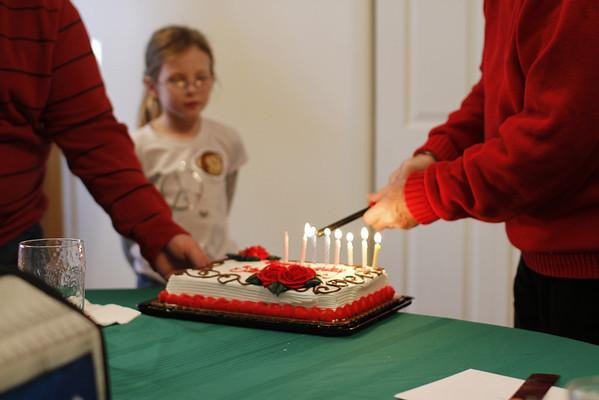 Stormy's 8th Birthday