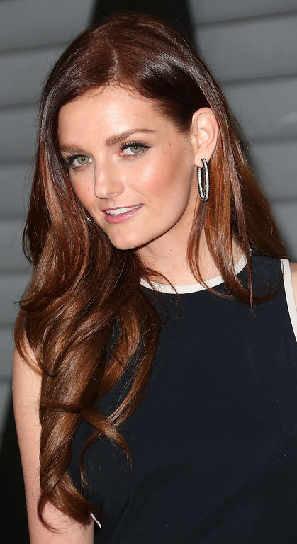 . Model Lydia Hearst-Shaw attends Maxim Hot 100 Event at the Pacific Design Center on June 10, 2014 in West Hollywood, California.  (Photo by Frederick M. Brown/Getty Images)