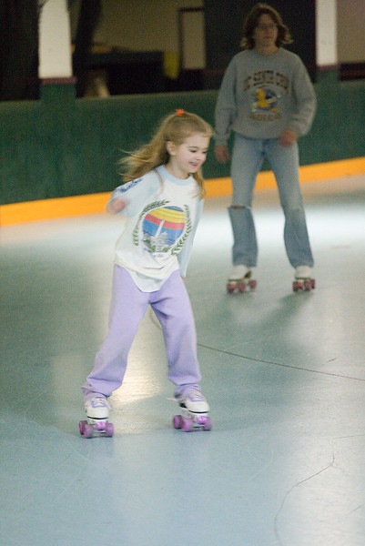 Rollerskating Party