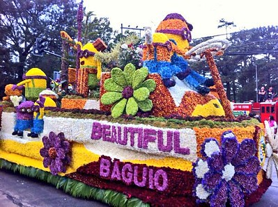 Panagbenga 2014 Float Parade