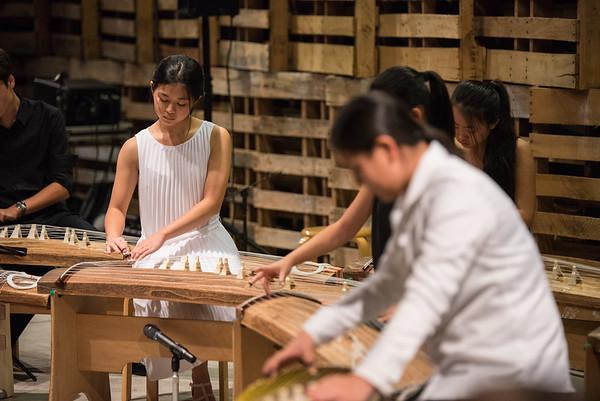 HS Koto Ensemble at BankART Studio