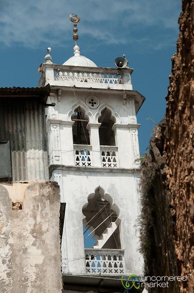 Mosque in Stone Town - Zanzibar, Tanzania