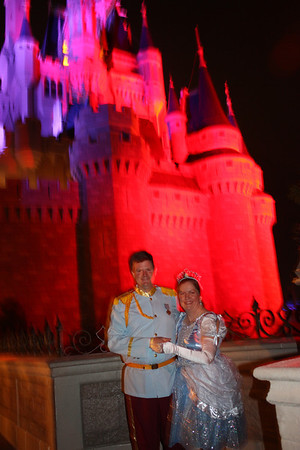 Disney in October 2013