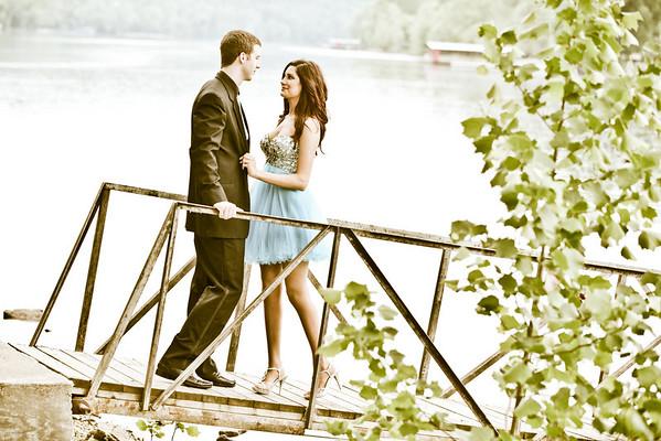 Prom pics at park 4-28-12