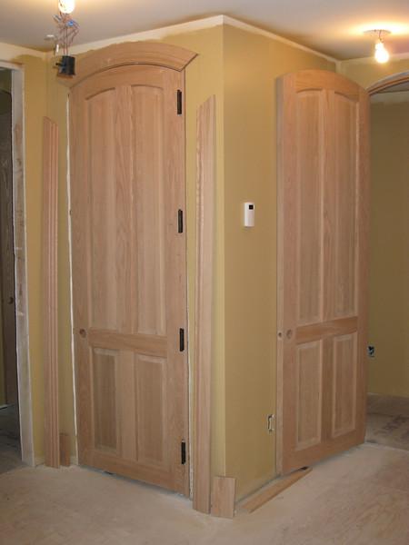 Bob's play room doors