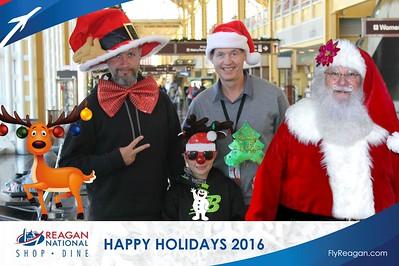 Reagan Shopping & Dining: Happy Holidays 2016 - Day 4
