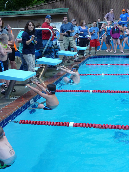 Lakeridge Swimming