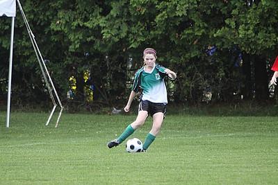 U14 Girls Raymond Rams vs VT Northern United