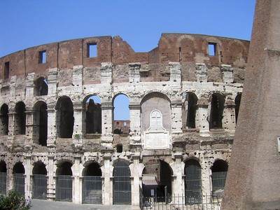 Rome, Italy - June  2006