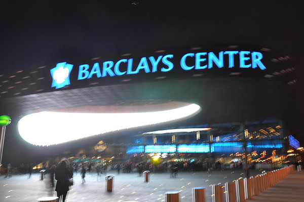 Barclays Center February 2013