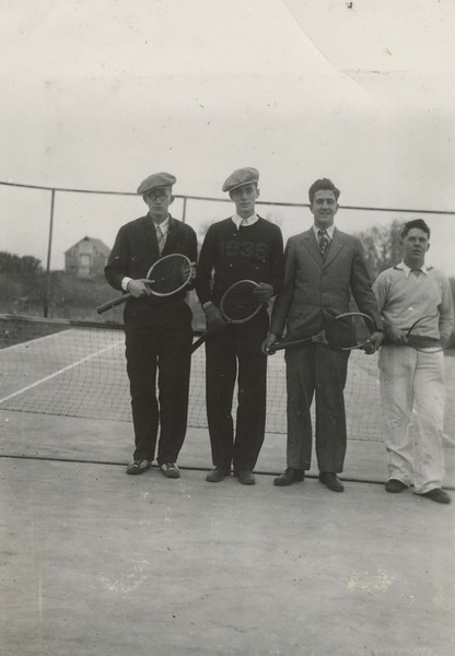 JB016.  J.E. Sommerfield‡, Curt Dennen, Don B., Joey – 1933‡.jpg