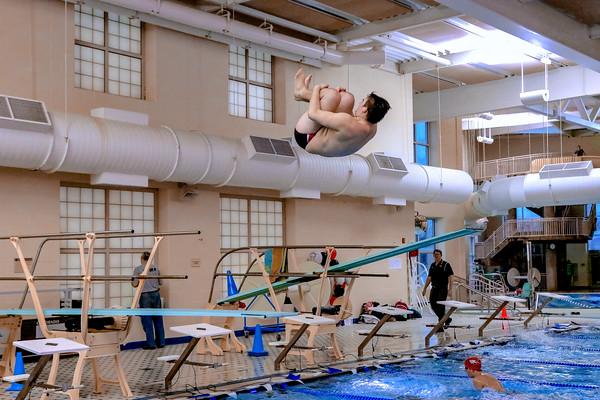 WCHS - 2019 Swim and Dive Senior Night