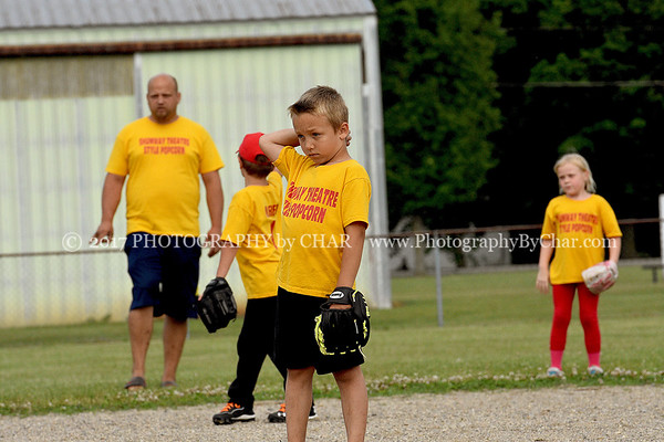 Athens vs Tekonsha Pee Wee Game 6-21-2017