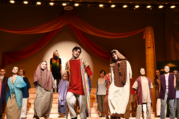 Spring Musical: Joseph & The Amazing Technicolor Dreamcoat!
