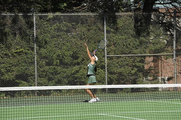 BABSON WOMEN'S TENNIS 9.10.2011