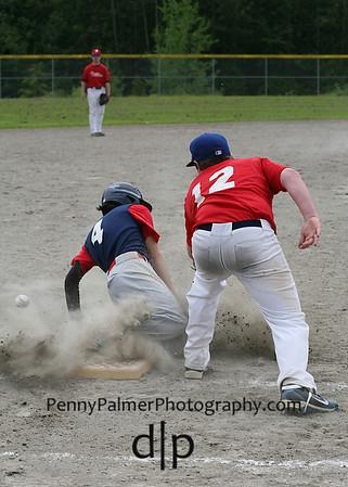 Steel Lake Seniors Red Sox