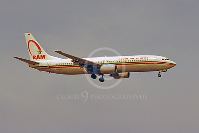 Royal Air Maroc Airline Boeing 737 Airliner Pictures