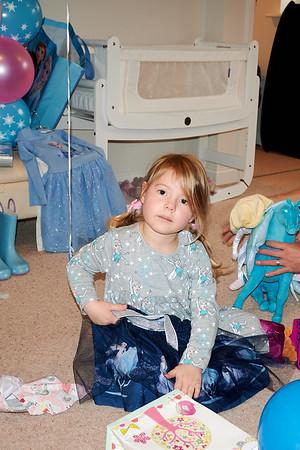 Daisy's 4th birthday October 2020