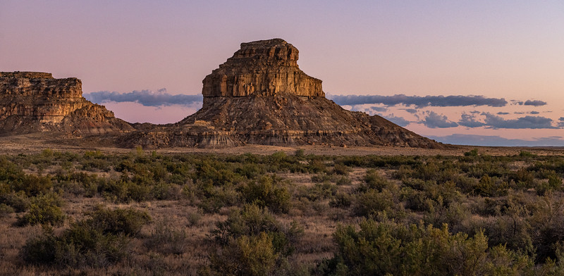 Chaco Culture National Historical Park - New Mexico - 2019