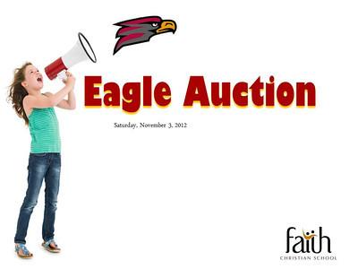 Eagle Auction 2012