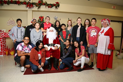 191208 St Elizabeth Breakfast with Santa 2019