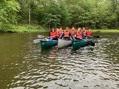 Grades 10-11 September Trips 2019