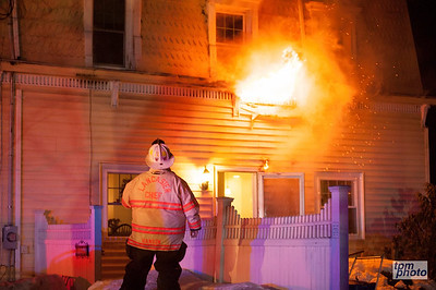 March 12th - Route 70 House Fire