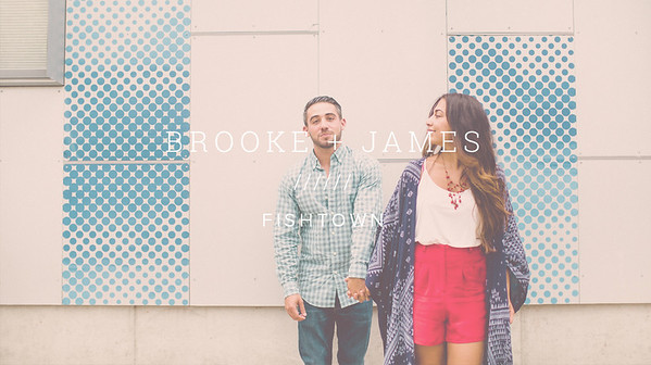 BROOKE + JAMES ////// FISHTOWN