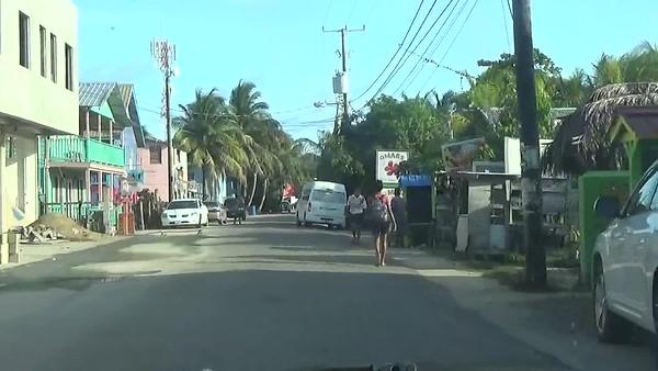 Belize City Placencia 150822 Cop