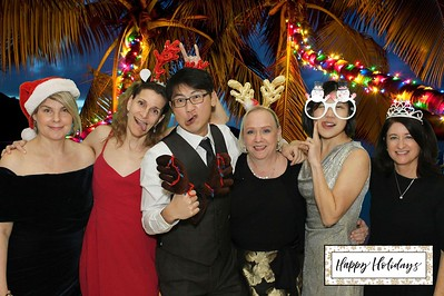 Crown Consulting Holiday Party 2019