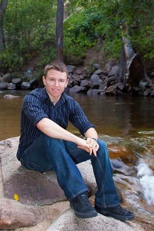 Isaiah Senior Pictures