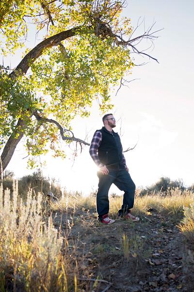 Isaac Senior Photos