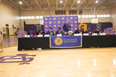 Football National Signing Day 2-5-20
