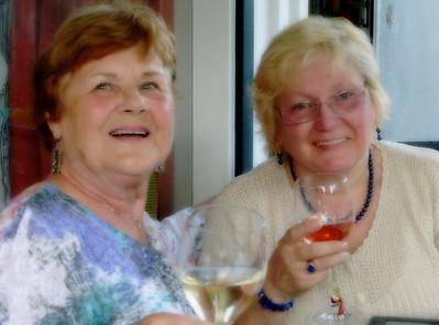 2014-07-24 stammtisch bei carola+robert