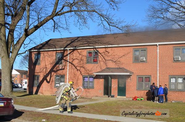 2/9/19 - Harrisburg, PA - Hall Manor