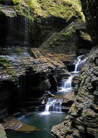 Watkins Glen Gorge State Park