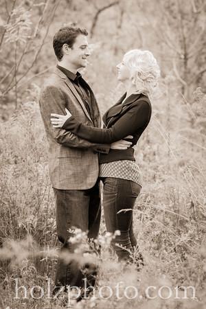 Rachel & Ben Creative Engagement Photos