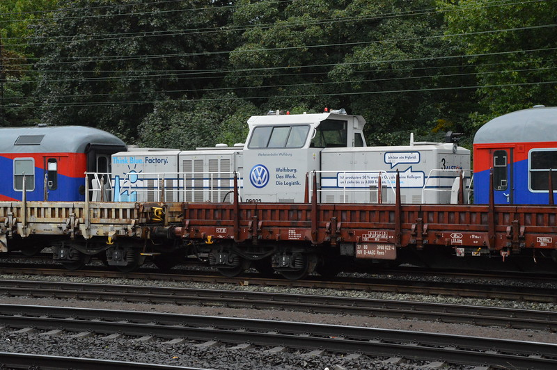 Hybrid VW 1002003-4 (00003) at Cologne West 18/9/17