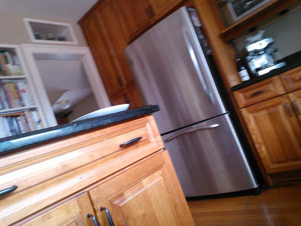 Mt Baker House Kitchen